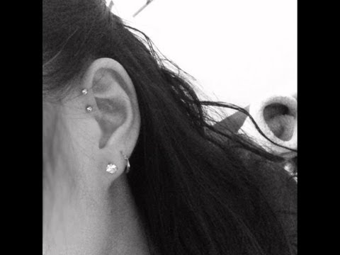 Discussion On: Piercings Update (Tragus Piercing and Double Forward Helix)