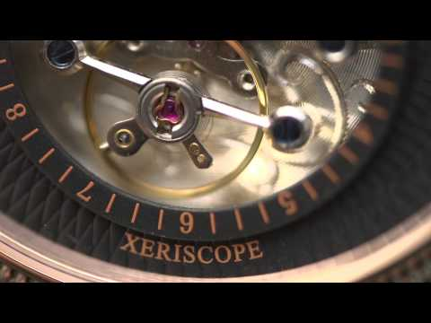 XERISCOPE: The Orbiting Mechanical Automatic Timepiece by XERIC Watches