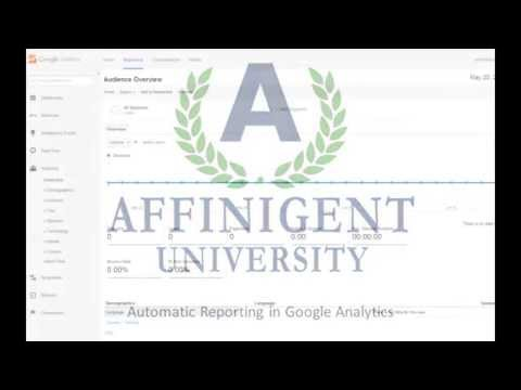 How To Setup Recurring Reports in Google Analytics