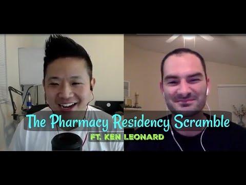 The Pharmacy Residency Scramble ft. Ken Leonard