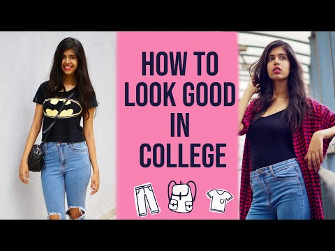 How to Get the Perfect Wardrobe for College! | Sejal Kumar