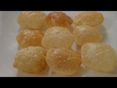 How to make Golgappa Puri | Sanjeev Kapoor Khazana