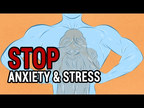 3 Extremely Simple Techniques To Deal With STRESS & ANXIETY INSTANTLY | Grounding Techniques