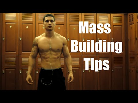 3 Mass Building Tips for Skinny Hardgainers | Gain Weight Fast