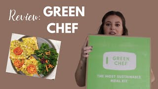 GREEN CHEF PLANT POWERED MEALS   Dietitian Reviews
