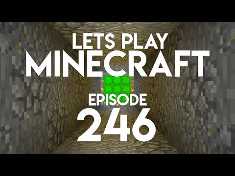►Let's Play Minecraft: BOUNCY! (Episode 246)◄