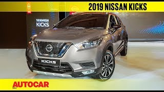 2019 Nissan Kicks India spec   First Look Preview   Autocar India
