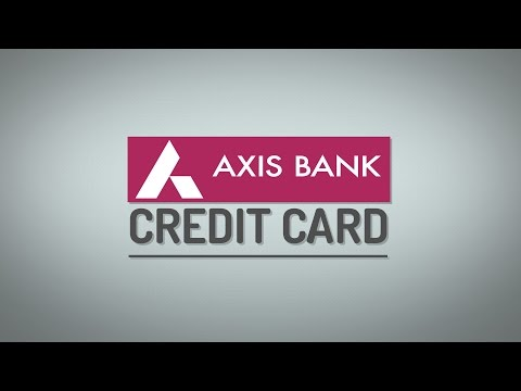 How to Apply for an Axis Bank Credit Card on BankBazaar.com