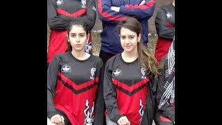 All Pakistan Inter University girls football competitions have started