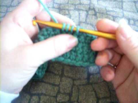 Crochet - sc dec 3 tog