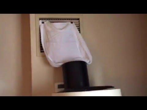 DIY Hotel Room Humidifier