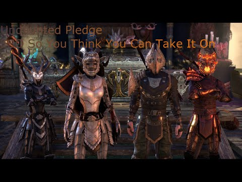 Vault of Madness Silver Key Pledge ESO
