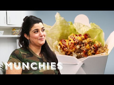 Cheeseburger Fried Rice Is The Ultimate Hangover Cure