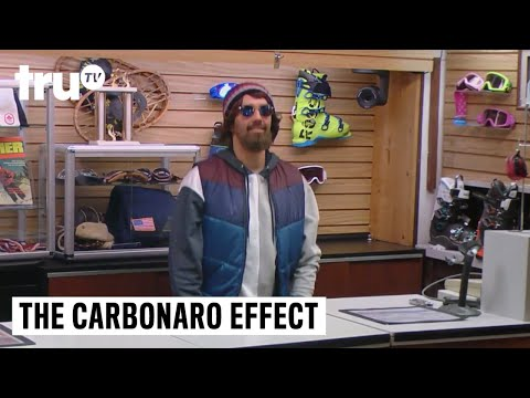 The Carbonaro Effect - The Most Compact Survival Backpack | truTV