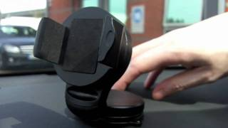 OmniHolder Universal In Car Holding Solution