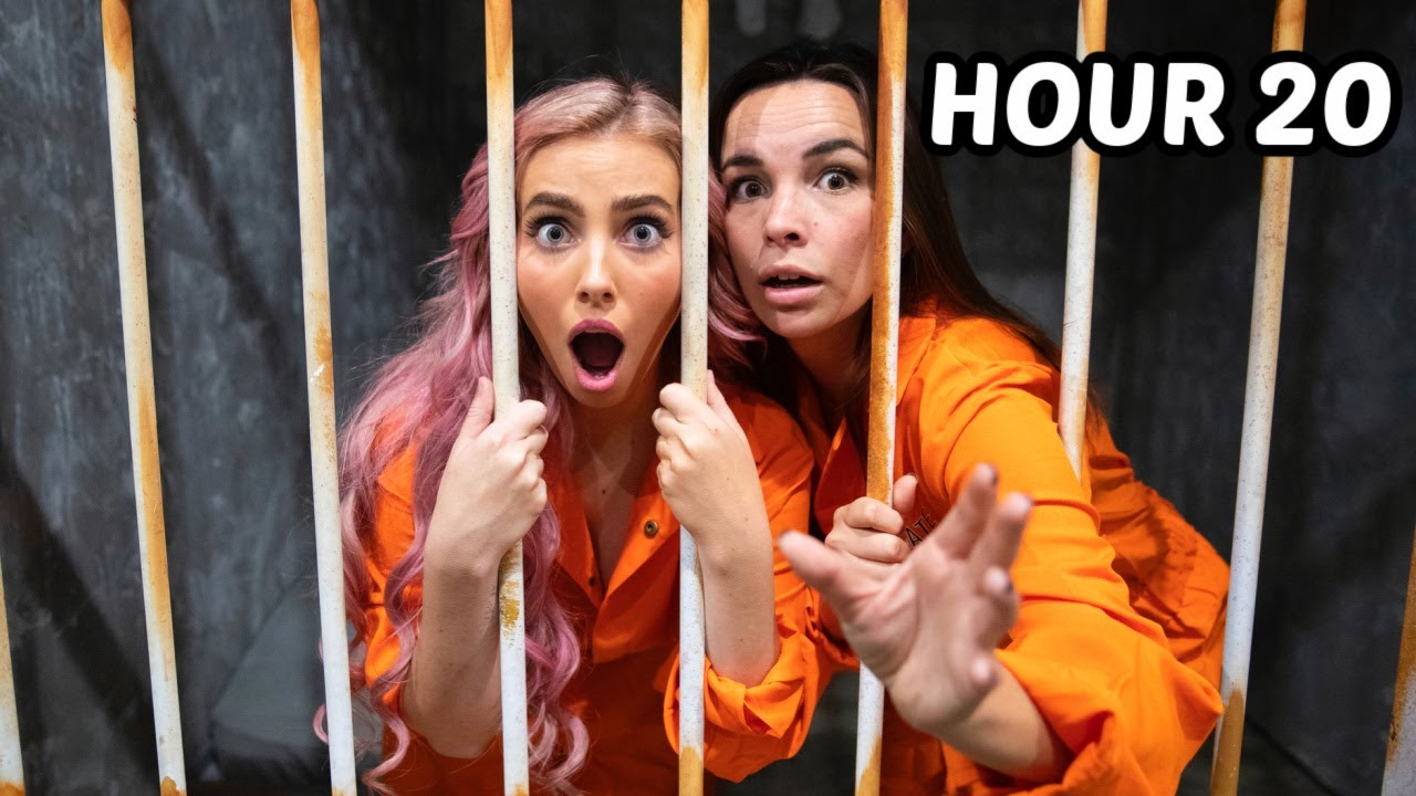 24 HOURS IN JAIL
