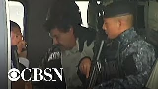 Download El Chapo trial: Former Mexican president accused of corruption Video