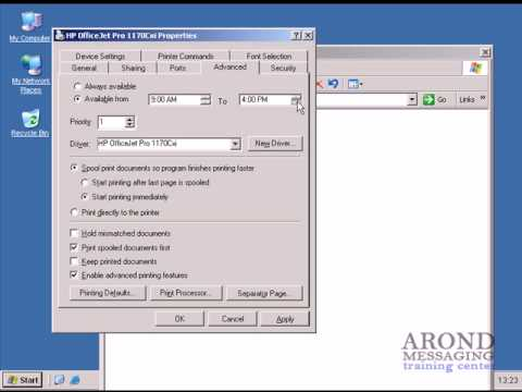 How To Manage Printer Properties Quick and Simple