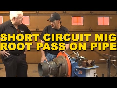 Short Circuit MIG Pipe Roll Out | TIG Time