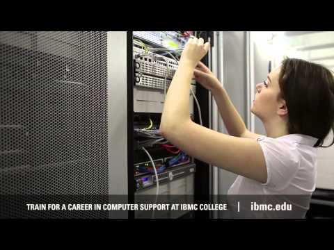 Ready for an IT Career? Become a Computer Support Specialist | IBMC College