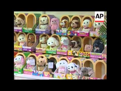 Toy manufacturers look to a trouble free 2008 at Hong Kong Toys and Games Fair