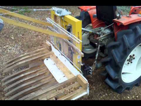 Mulch Fork Implement