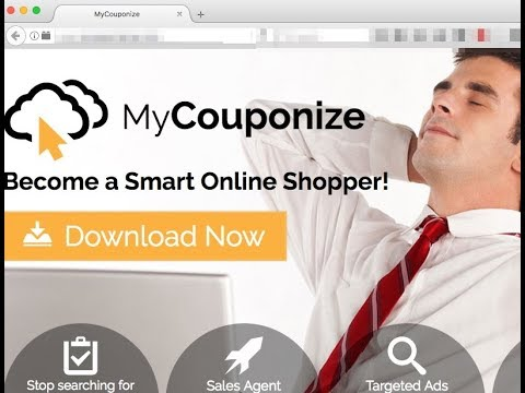 MyCouponize Ads on Mac - how do I block'em?