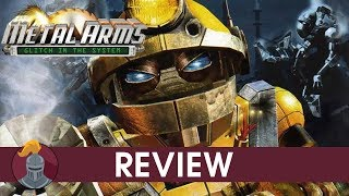Metal Arms Glitch in the System Review