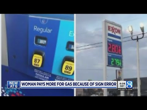 Kent Co. gas price error leads to apology, answers