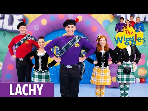 The Wiggles: The Road to the Isles (Do the Highland Fling)