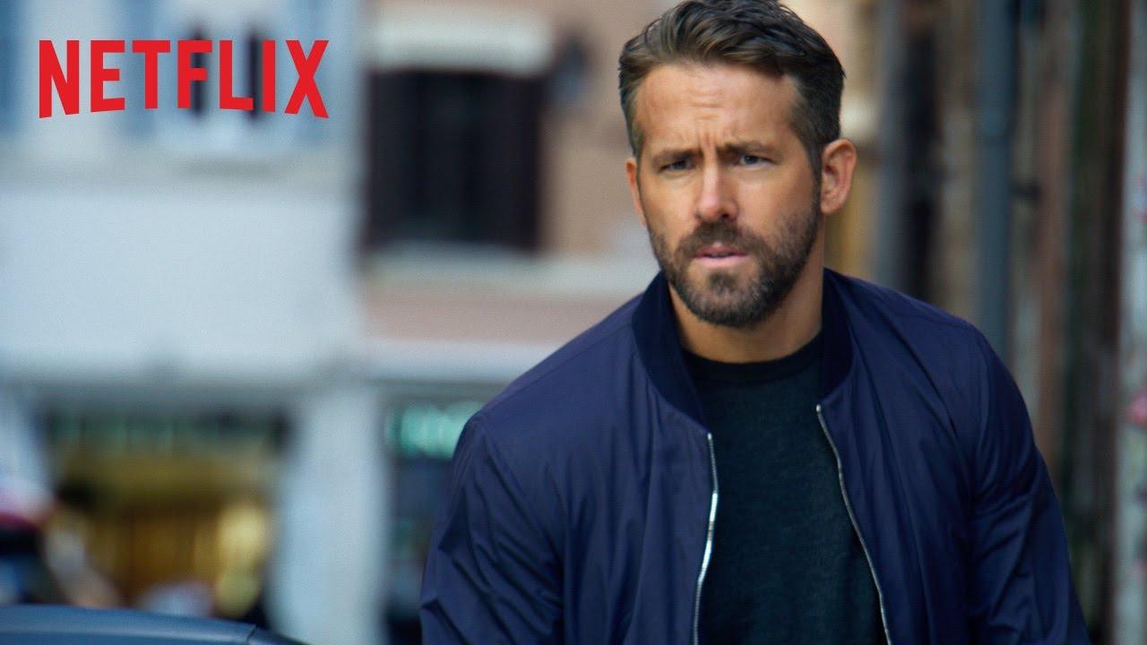 Esquadrão 6 com Ryan Reynolds   Trailer oficial   Netflix