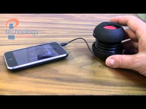 X-mini II capsule speaker mini review