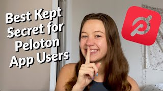 AMAZING HACK FOR PELOTON APP RIDERS || QDOMYOSZWIFT APP REVIEW & SET-UP