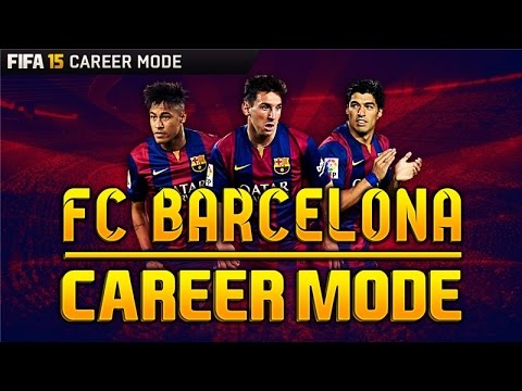 FIFA 15 Career Mode - BEGINNING OF THE UNBEATABLES CHALLENGE! - Barcelona Season 1 Episode 1