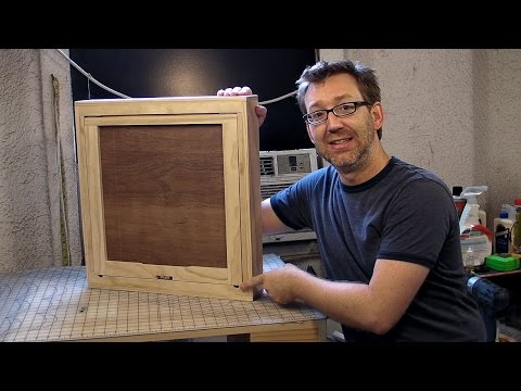 Building a Portable Photo Copy Stand