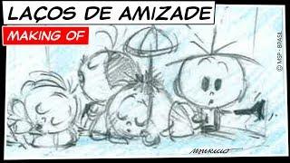 Download Mônica Toy - Making of | Laços de Amizade (S07E16) Video