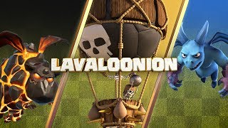 Clash of Clans: The LavaLoonion Battle Strategy!