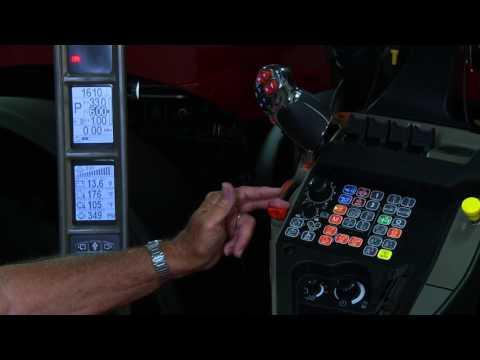 Case IH Tractors: Constant Engine Speed Part 1