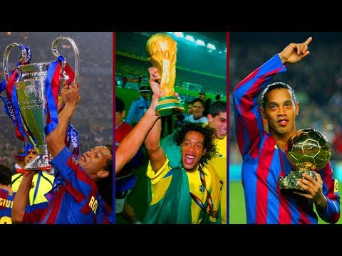 8 Superstars Who Have Won a World Cup, UCL & Ballon D'Or