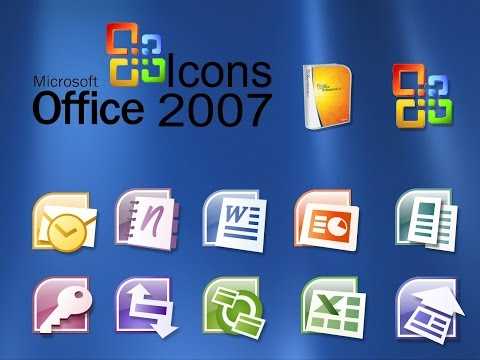 How to Install MS OFFICE 2007 Full on windows XP,7,8 10