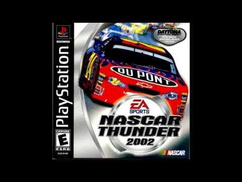 Nascar Thunder 2002 (PS1) OST #1 - Main Menu Theme