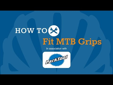 How To Fit Mountain Bike Grips