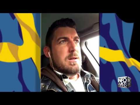 Swedish Berserker Rage Unleashed On Refugees - Infowars News 11/25