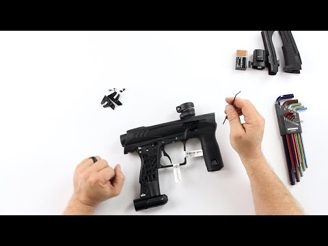 Planet Eclipse Etha 2 Paintball Gun - Maintenance/Repair