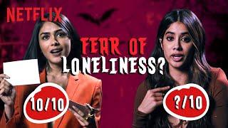 Anurag Kashyap, Janhvi Kapoor, Karan Johar Share Their Deepest Fears | Ghost Stories | Netflix India