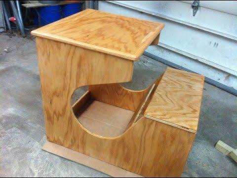 Building desks for my kids Part 1