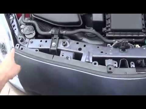 2010 Prius Headlight Replacement (Gen 3)