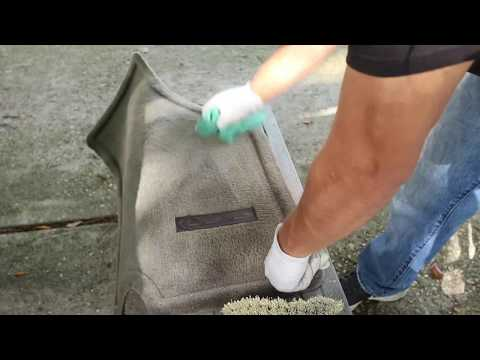2 Methods: How To Clean Carpet Car Mats - Interior Car Detailing - R3 Auto Detailing