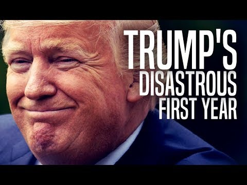 An Overview of the Damage Trump Caused in His First Year as President