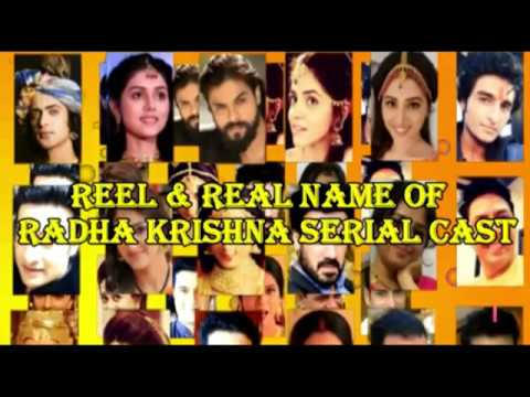 Real Love Partner And Family Of Radha Krishn Cast Actors Radha